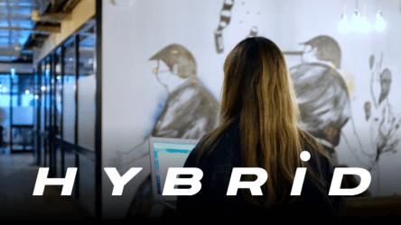 The Hybrid office